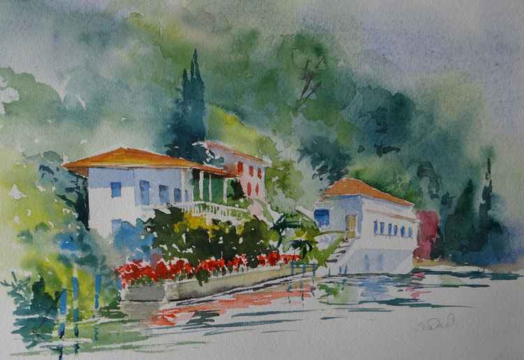 Sensole, Italian Lakes -