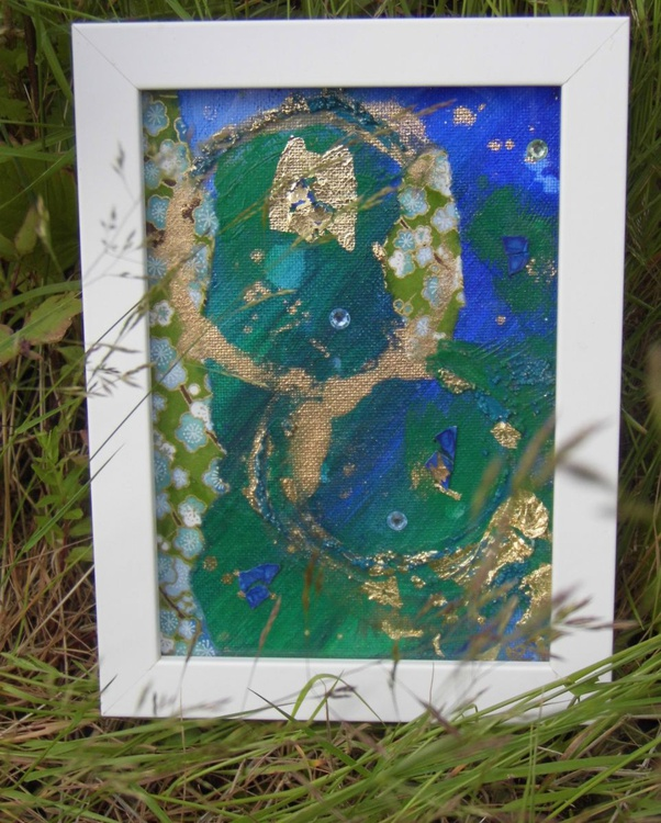 Green Beads - Image 0