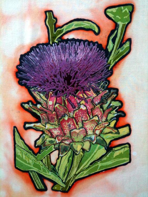 Artichoke Flower - Image 0