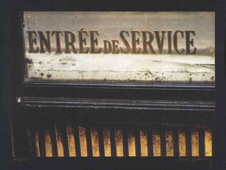 Pariser Zeichen 10 (Paris Signs 10) -
