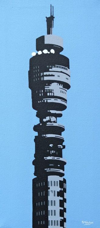 BT Tower Blue - Image 0