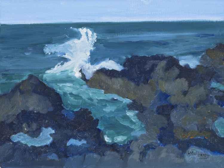 Ocean Blue -