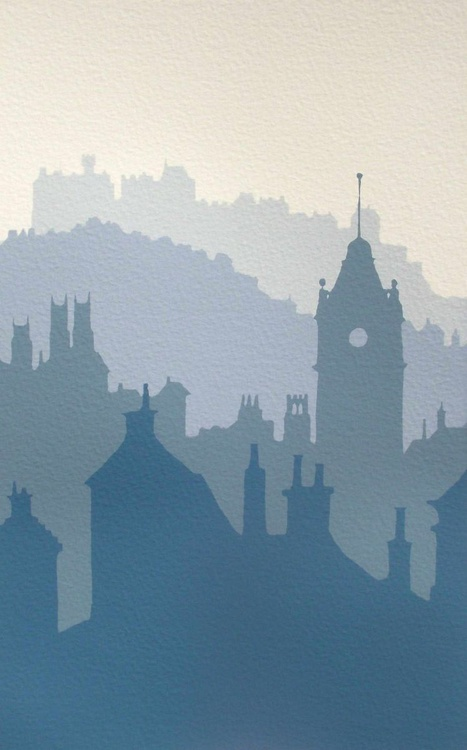 Edinburgh Morning - Image 0