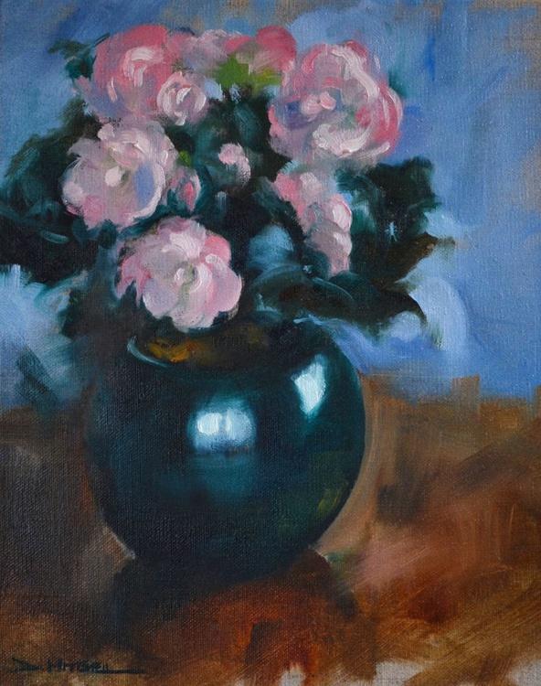 Potted Begonias - Image 0