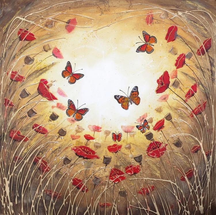 Harvest Butterflies - Image 0