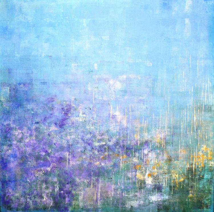 Rain (after Monet) - Image 0