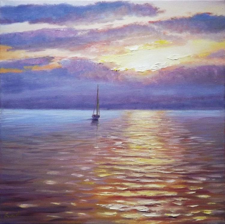 Calm Evening 3 - Image 0