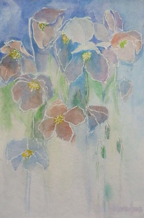 Hellebore flowers - Image 0
