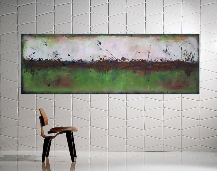 "57x20""( 145x50cm)Best place in the world 2, Veronica Vilsan ,  Landscape - Image 0"