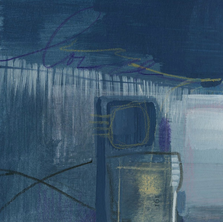 Abstraction 16 - 43 - Abstract Mixed Media Painting - Image 0