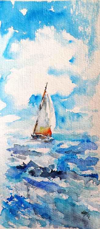 Sailboat -