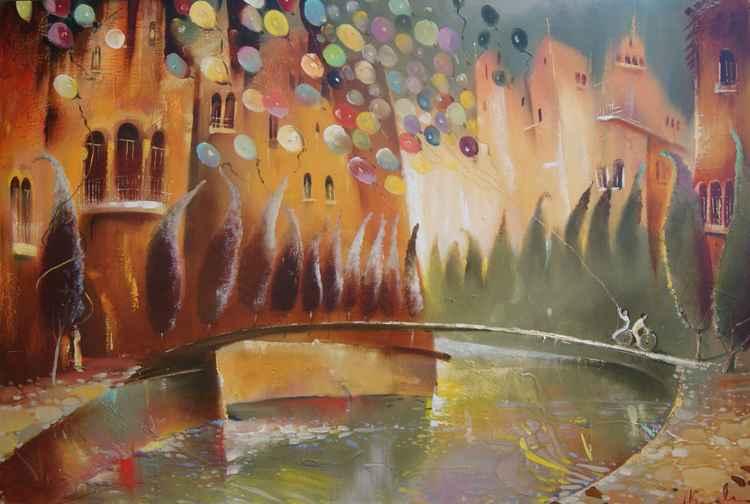 Lost balloon -