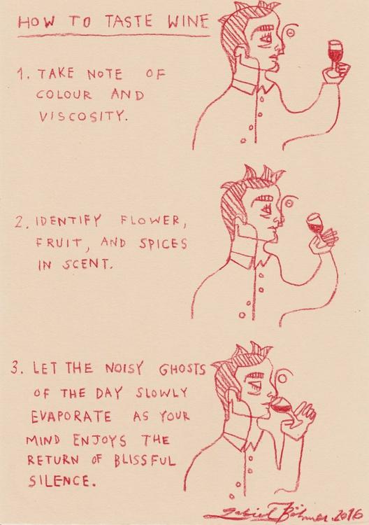 How To Taste Wine - Image 0