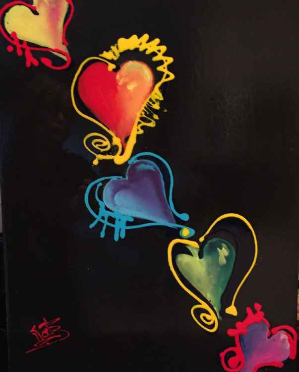 Funky Hearts! -