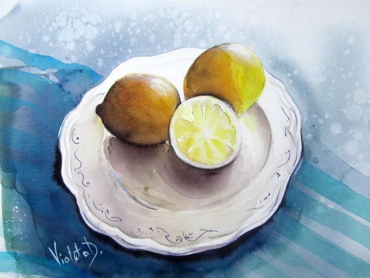 2 1/2 Lemons - Image 0