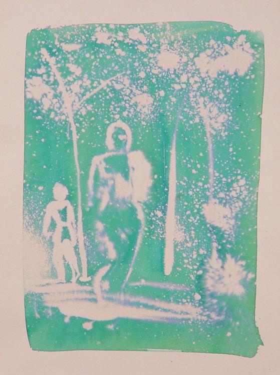 Transfigure 16, 24x32 cm - Image 0