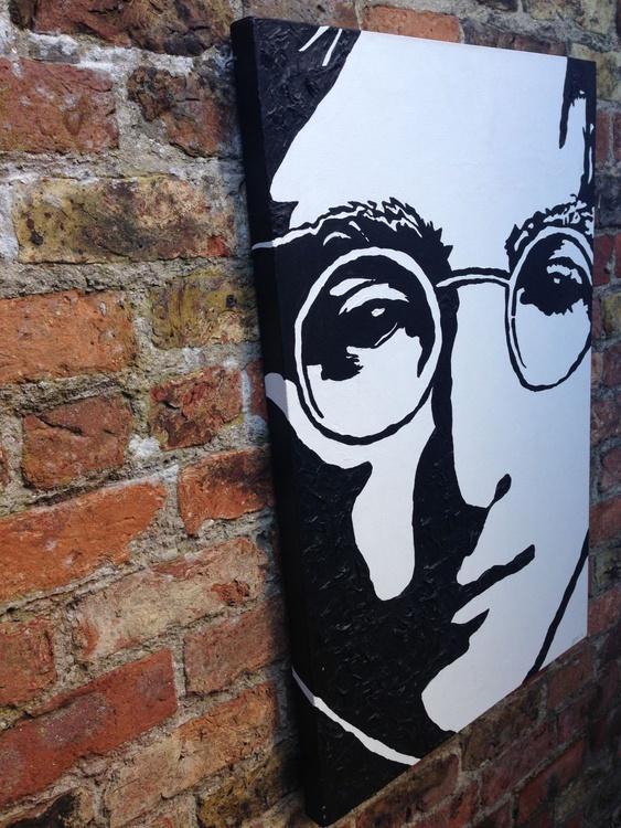 """""""Lennon"""" 60x90 Free UK Shipping - Image 0"""