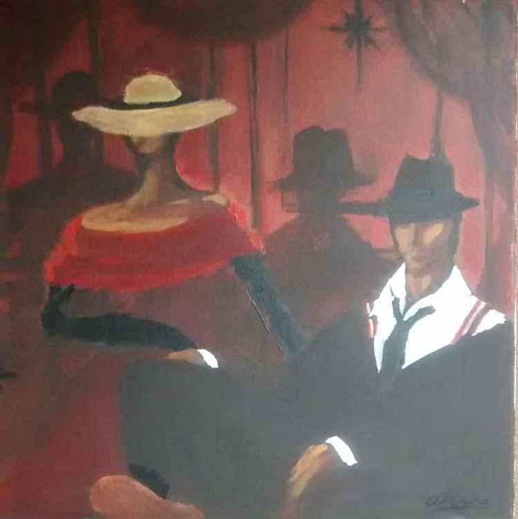 Bonnie & Clyde. -