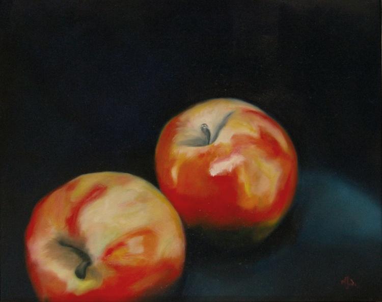 Two Apples (iii) - Image 0