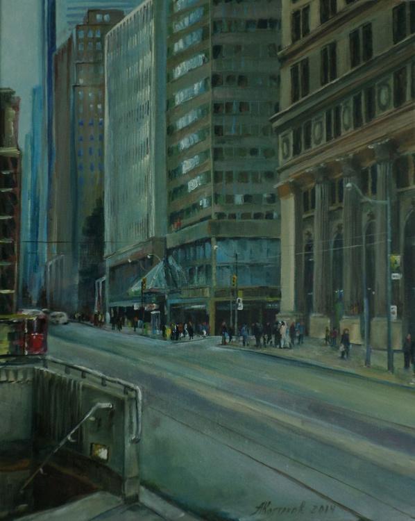 Toronto crossroad - Image 0