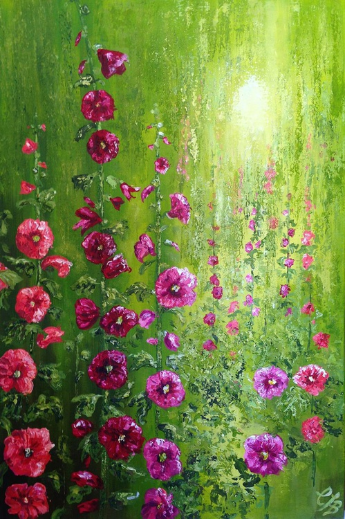 Flower wall - Image 0