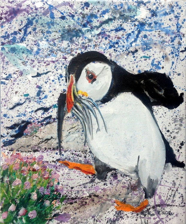 Huffin Puffin - Image 0