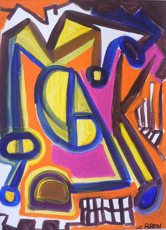 Composition abstraite - Image 0