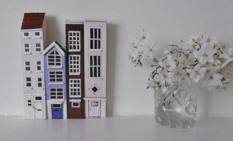Seaside Houses #10 - Image 0