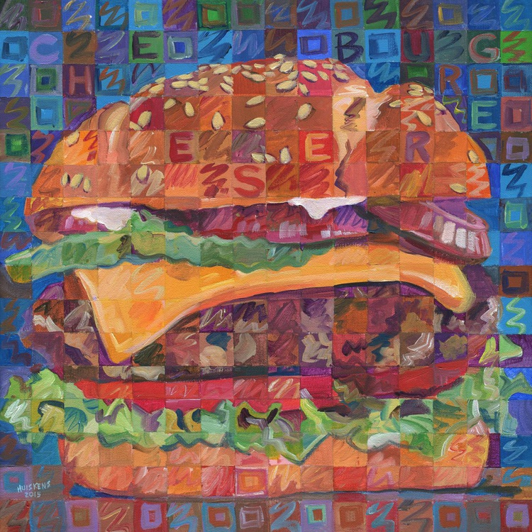Cheeseburger No. 1 - Image 0