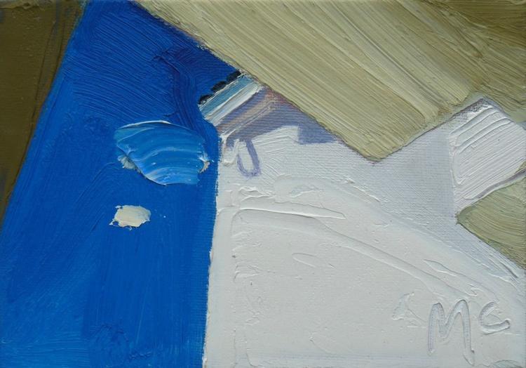 Blue Sky and Balcony - Image 0