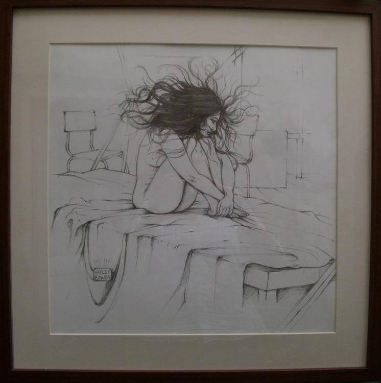 Nude in Art Studio 1 - Image 0