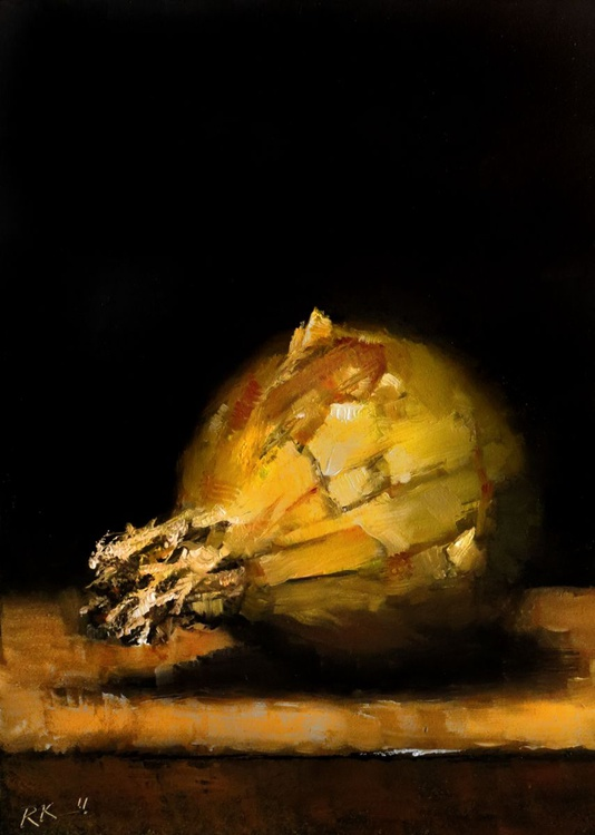 A Yellow Onion - Image 0