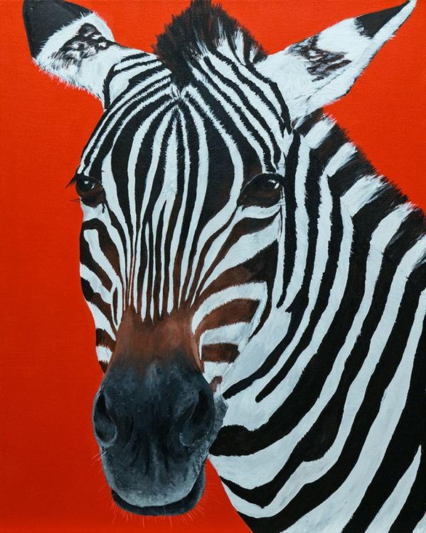 Z is for Zebra - Image 0