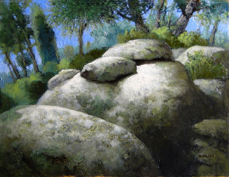 Rock Outcropping - Image 0