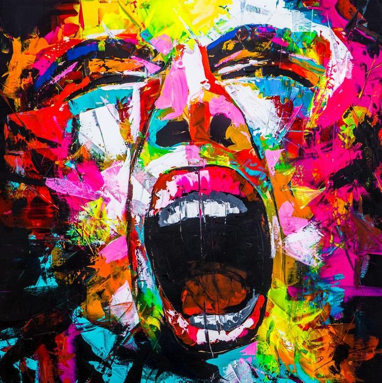 """The Scream"" of 21st century - Image 0"