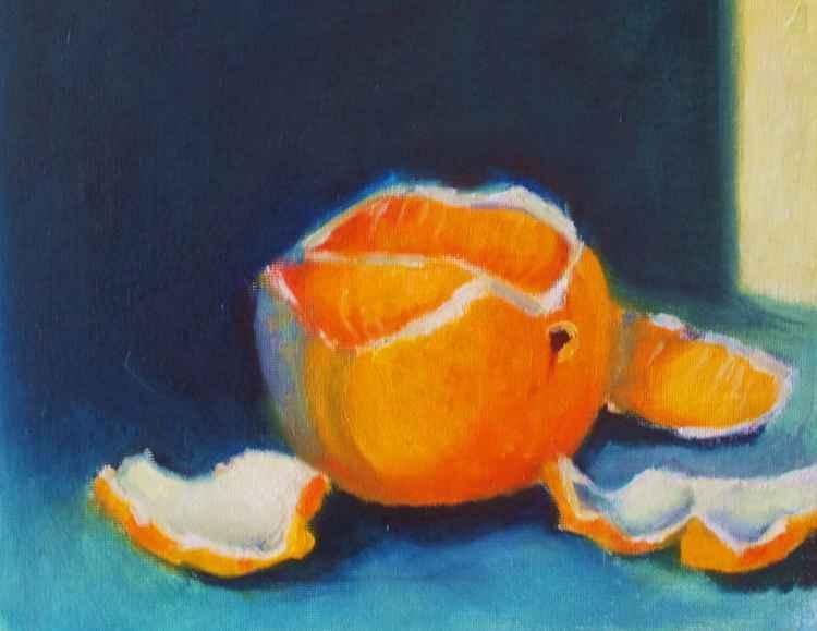 Peeled Orange #2