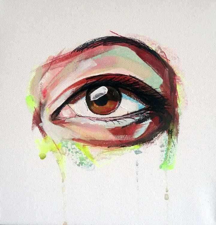 Eye Study 2 -