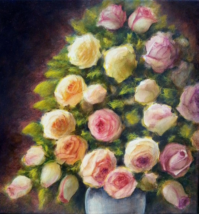 The roses bouquet - Image 0