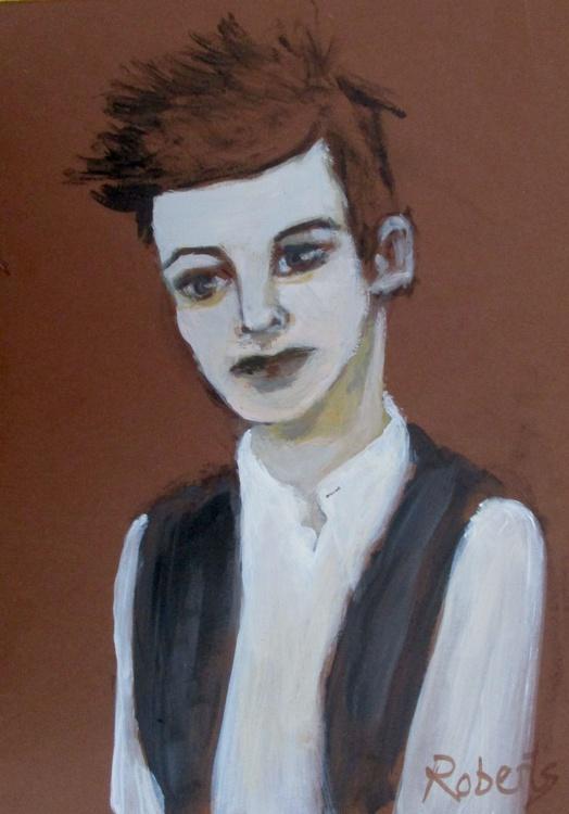 A boy #2 - Image 0