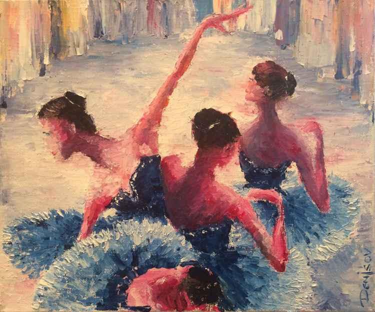 Degas' Theatre -