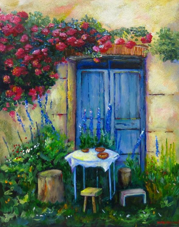 The Back Garden - Image 0