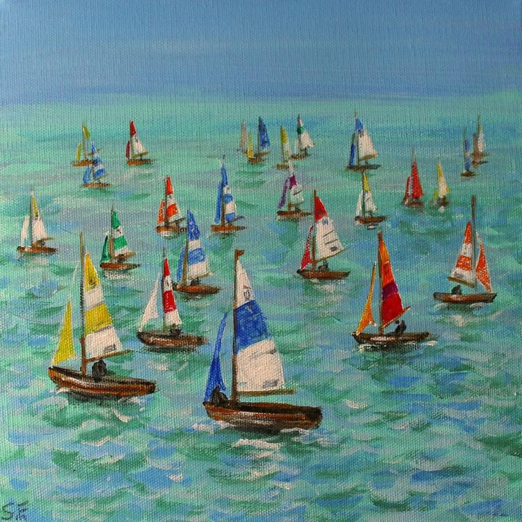 The Last Sailing Race - Image 0
