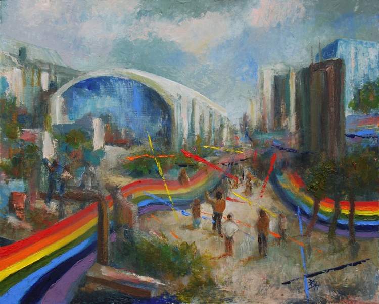 Postcard From Oputia: The Great Rainbow Disaster - Image 0
