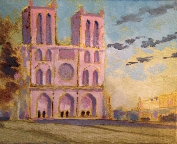 Cathédrale Notre-Dame de Paris - Image 0