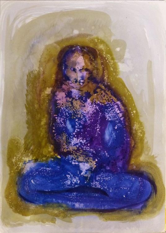 Ink on paper, 42x59 cm - Image 0