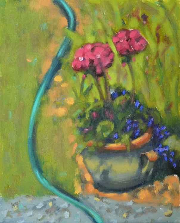 Garden Pot -