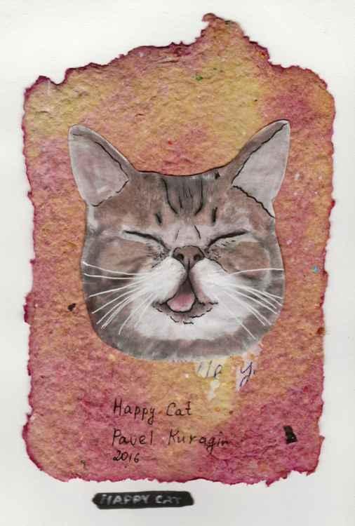 Happy Cat -