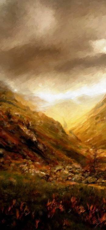 Glencoe Clearing storm - Image 0