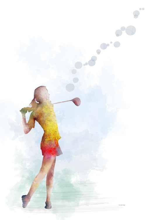 Golfer 2 -