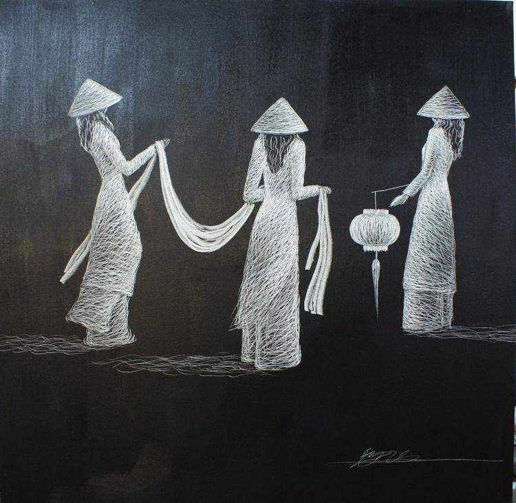 """""""3 Girls"""" - Image 0"""